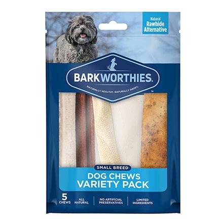 Barkworthies Variety Pack Small