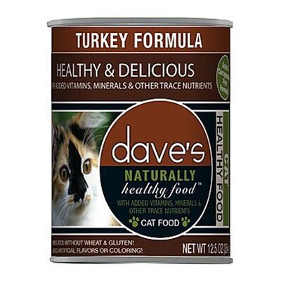 Daves Cat Turkey 13oz