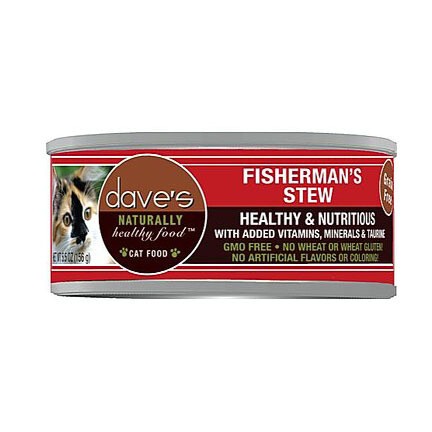 Daves Cat Fish Stew 5oz