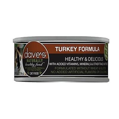 Daves Cat Turkey 5oz