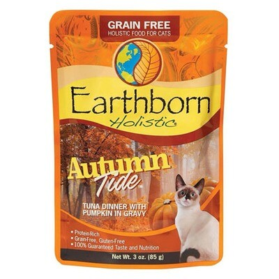 EarthBorn Cat Autumn Tide 3oz