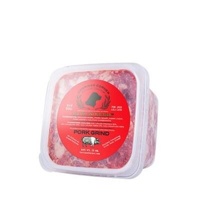Corrinas Pork Grind 1#