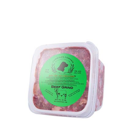 Corrinas Beef Grind 1#