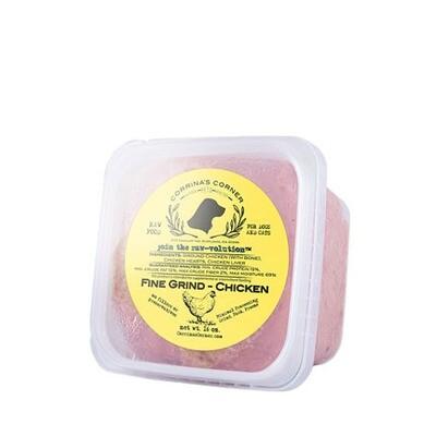 Corrinas Chicken Fine Grind 1#