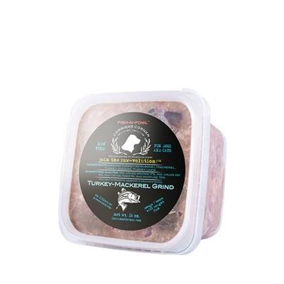 Corrinas Turkey/Mackerel Grind 1#