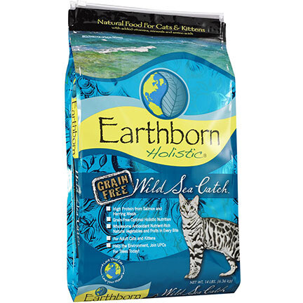 EarthBorn Cat Wild Sea Catch 14#