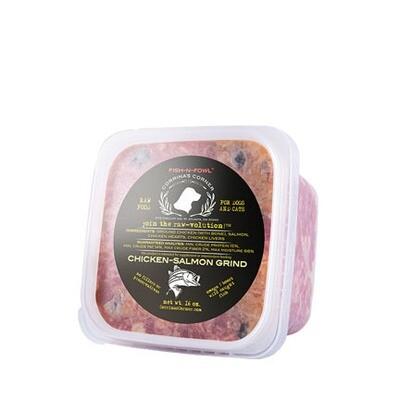 Corrinas Chicken/Salmon Grind 1#