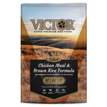 Victor Chicken and Rice 40#