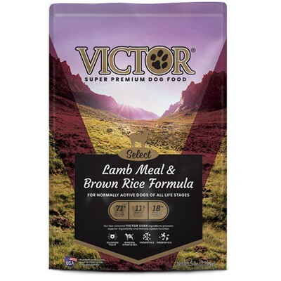 Victor Lamb and Rice 40#