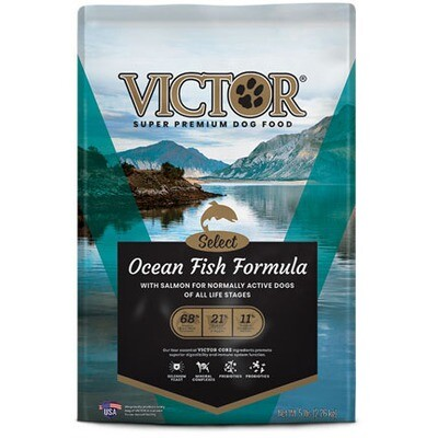 Victor Ocean Fish 40#