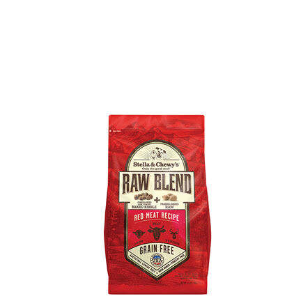 Stella Dog Raw Blend Red Meat 3.5#