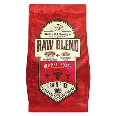 Stella Dog Raw Blend Red Meat 22#