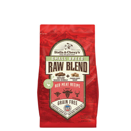 Stella Dog Raw Blend Red Meat SB 10#