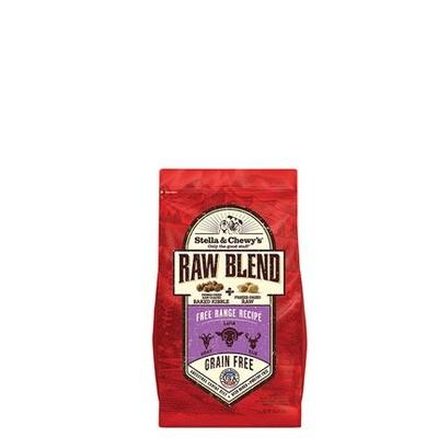 Stella Dog Raw Blend Free Range 3#