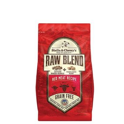 Stella Dog Raw Blend Red Meat 10#