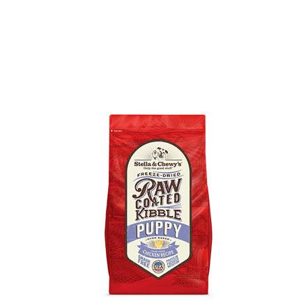 Stella Puppy Raw Coated Chicken 3#