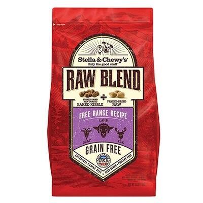 Stella Dog Raw Blend Free Range 22#