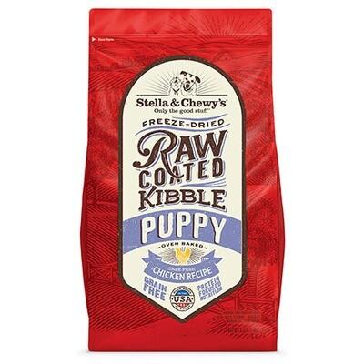 Stella Puppy Raw Coated Chicken 22#