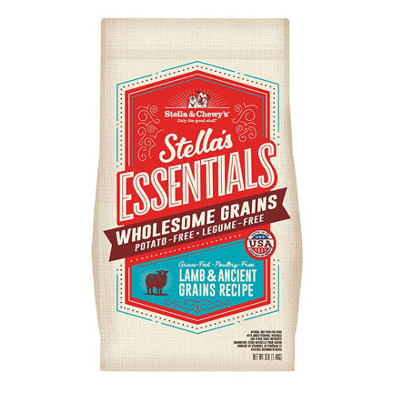 Stella Dog Essentials Lamb 25#