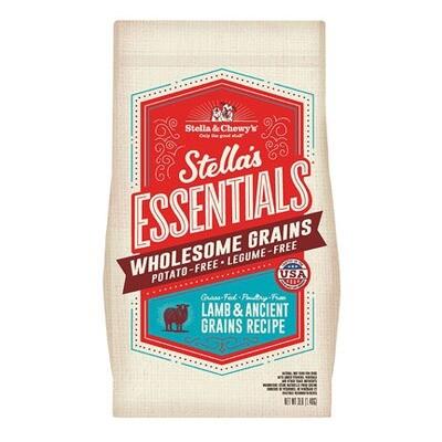 Stella Dog Essentials Lamb 25#