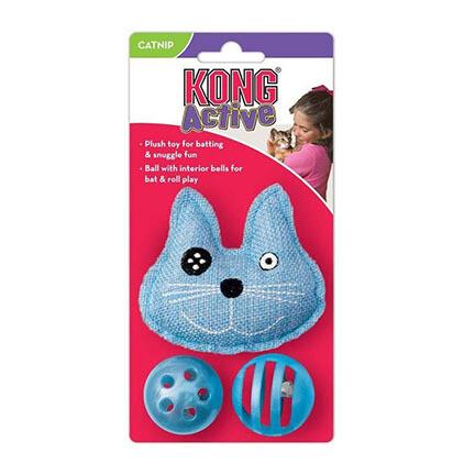 Kong Cat Trio Toys