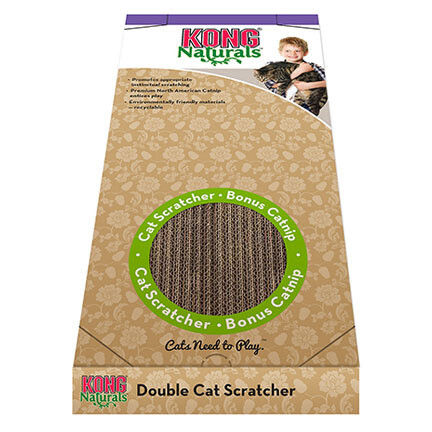 Kong Naturals Cat Double Scratcher