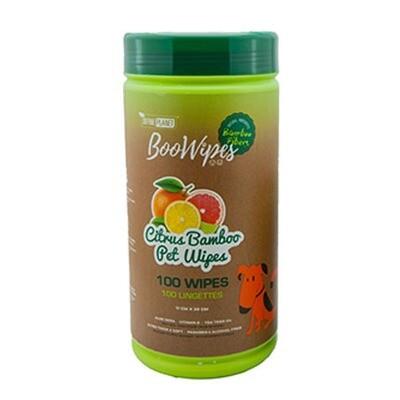 DP BooWipes Pet Wipes Citrus 100ct