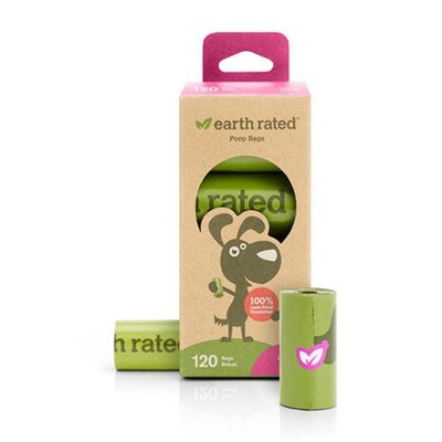 Earth Rated Poop Bags 8ct Scent
