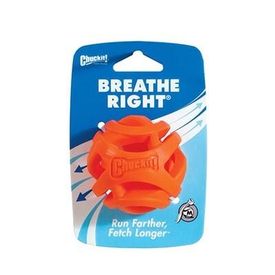 Chuckit Breathe Right Fetch Ball M