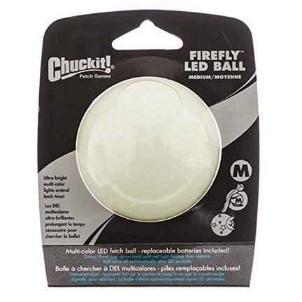 Chuckit Firefly Ball M