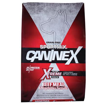 CanineX GF Beef 40#