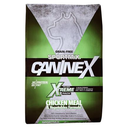 CanineX GF Chicken 40#