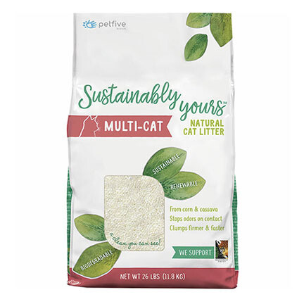 Sustain Yours Multi Litter 26#