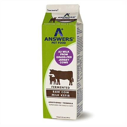 Answers FRZ Cow Kefir qt