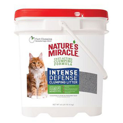 NatMir Litter Intense Defense Pail 40#