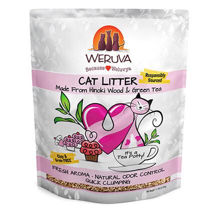 Weruva Tea Potty Litter 11#