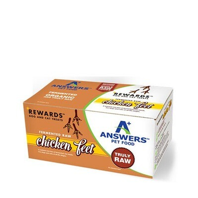 Answers Fermented Chicken Feet 10ct