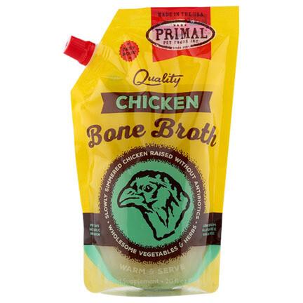 Primal Chicken Bone Broth 20oz
