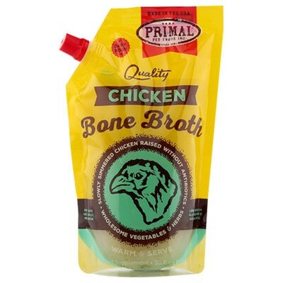 Primal Chicken Bone Broth 20oz