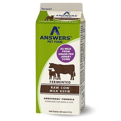 Answers FRZ Cow Kefir 1/2 gal