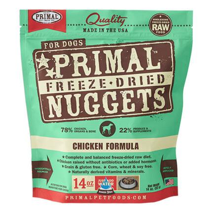 Primal Dog FD Chicken 14oz