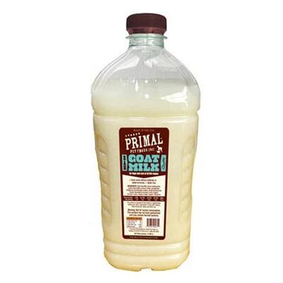 Primal Goat Milk 1/2 Gallon