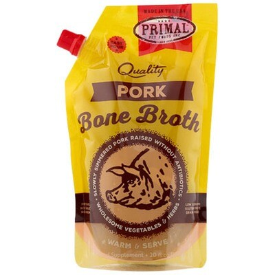 Primal Pork Bone Broth 20oz
