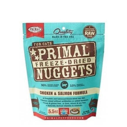 Primal Cat FD Chick/Salmon 5oz