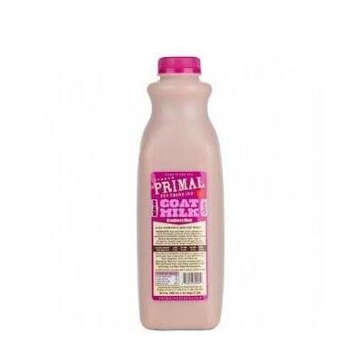 Primal Goat Milk Cranberry 1qt
