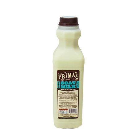 Primal Goat Milk 1qt