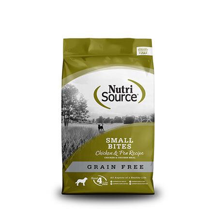NutriSource Dog GF Chicken Small 15#