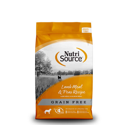 NutriSource Dog GF Lamb 15#