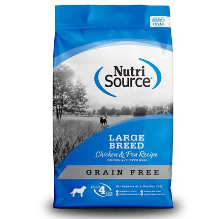 NutriSource Dog GF LB Adult 30#