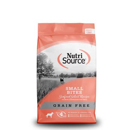NutriSource Dog Seafood SB 15#